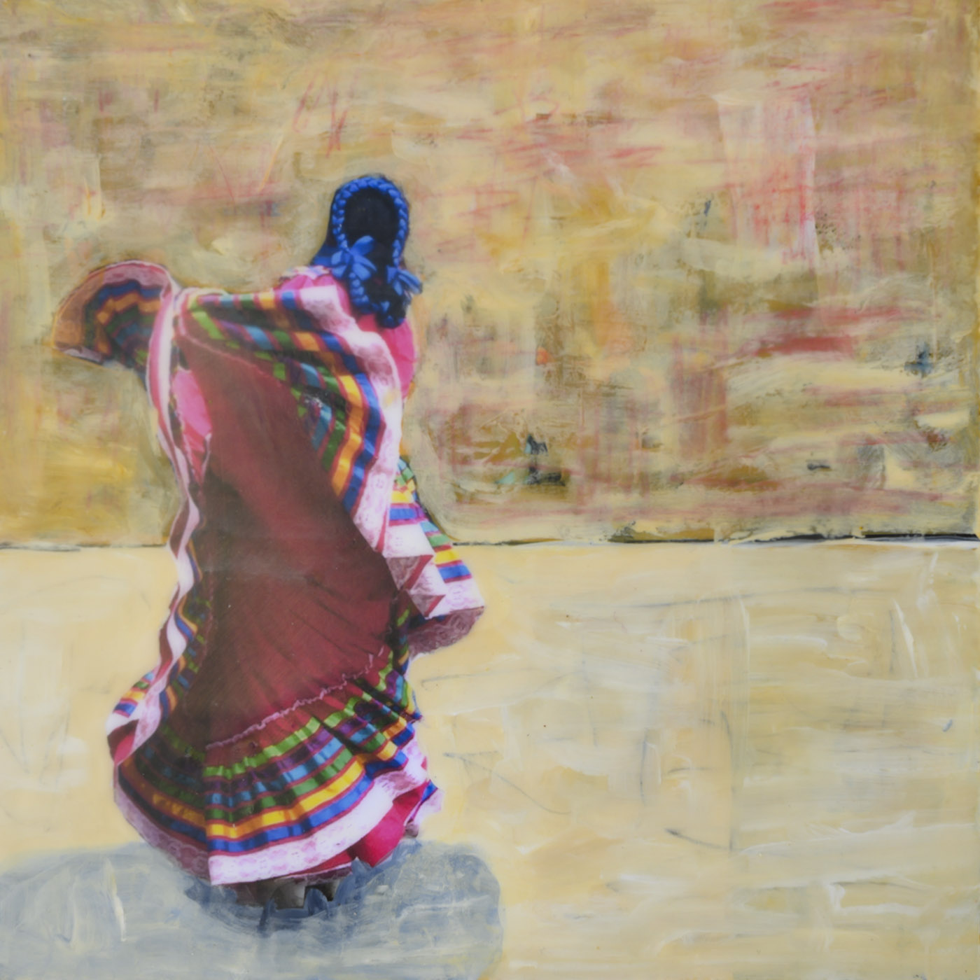 Cultural Diversity 5 - Spanish Dancer - sold