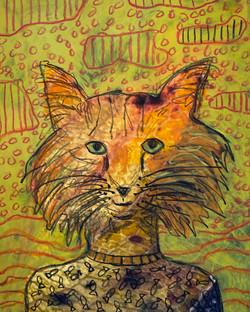 Hunter Cat Spirit