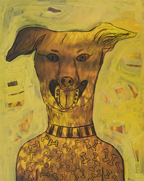 Golden Dog Spirit