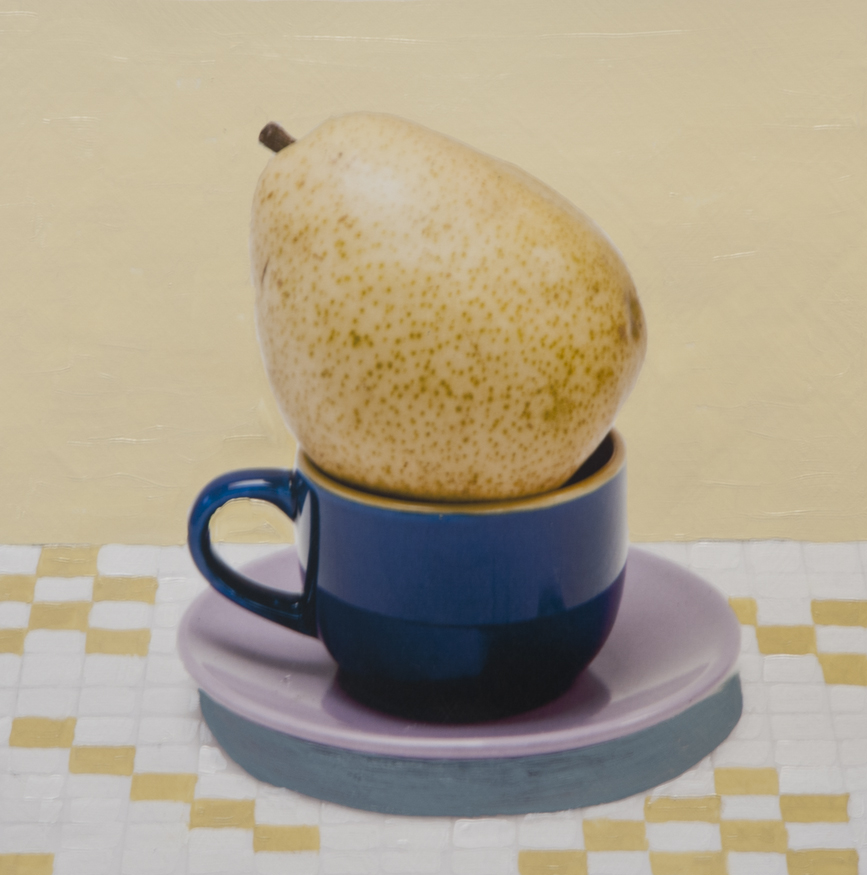 Cup.Saucer.YellowPear