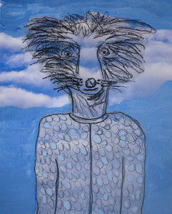 Blue Dog Spirit