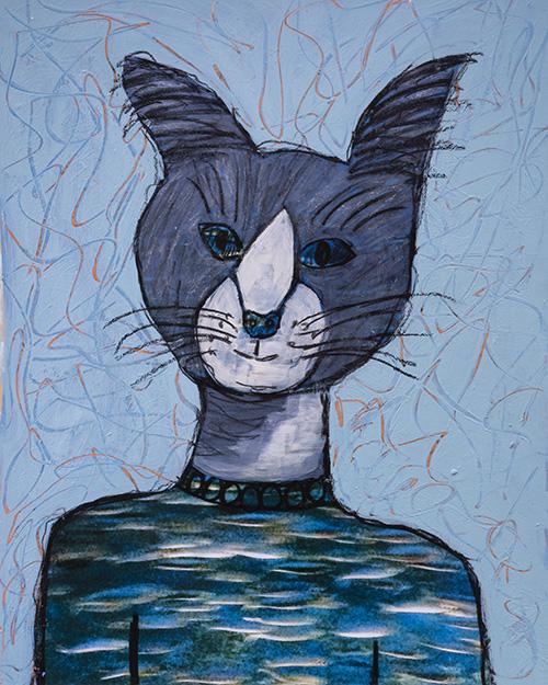 Calico Cat Spirit