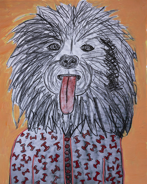 Shaggy Dog Spirit - sold