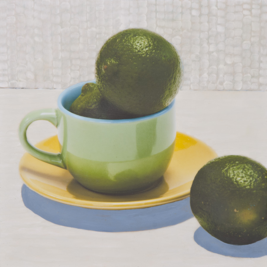 3 Limes and a Cup