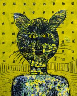 Black Cat Spirit -sold
