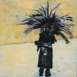 Cultural Diversity 1 - Aztec Dance - sold