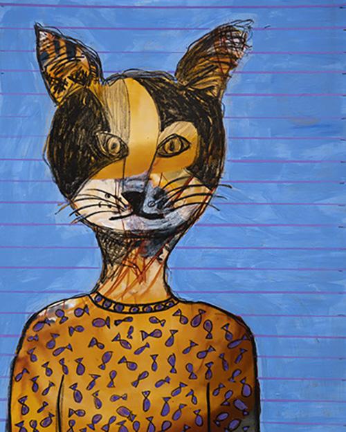 Orange Cat Spirit