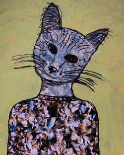 Tiger Cat Spirit - sold