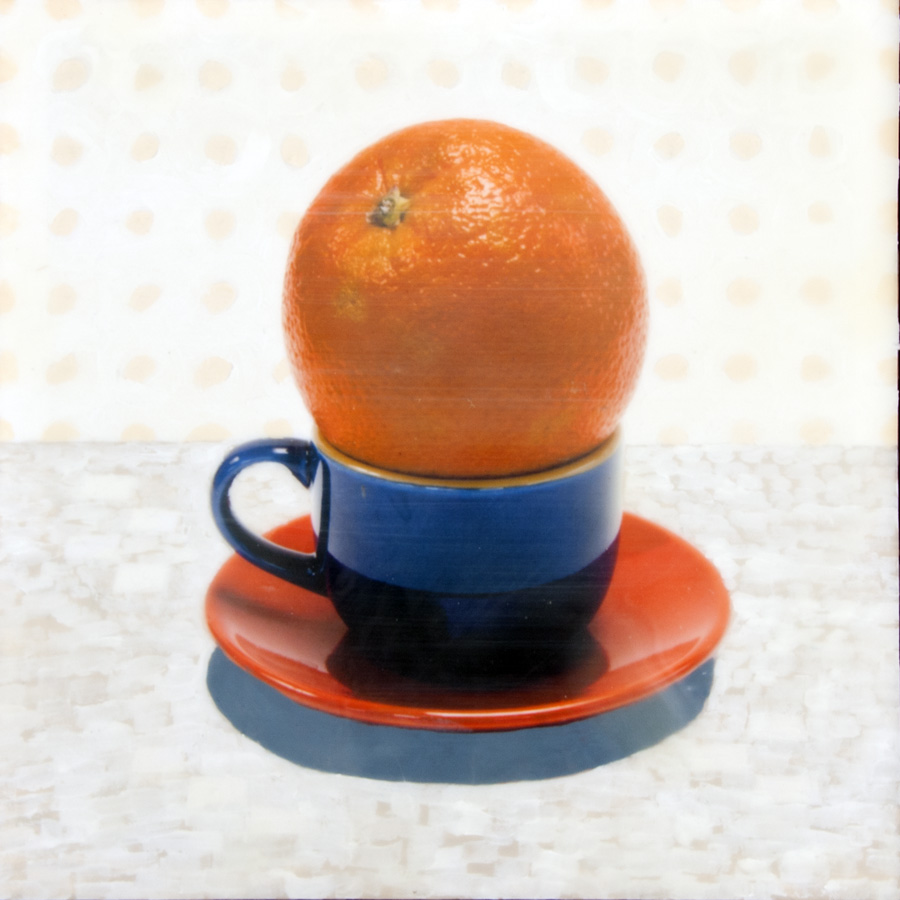 Orange & Cup - sold