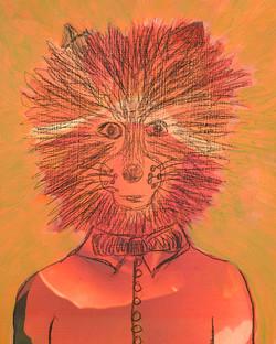 Orange Dog Spirit