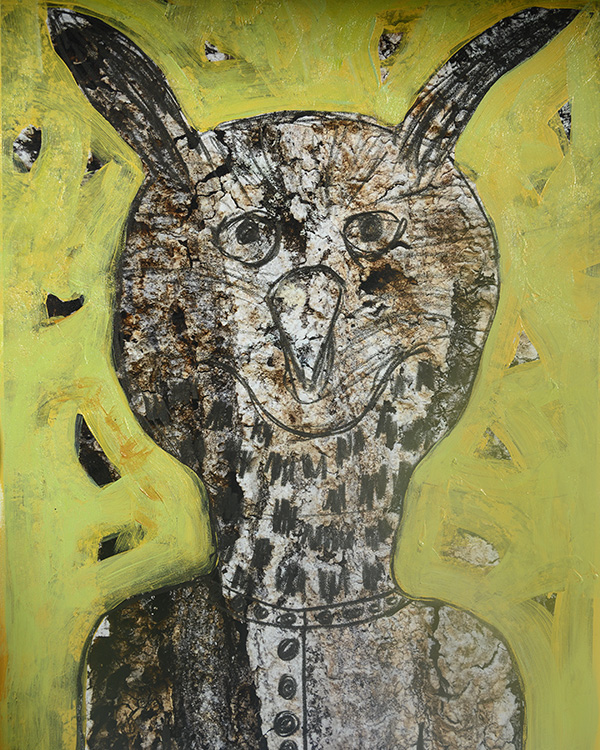 Owl Spirit - sold