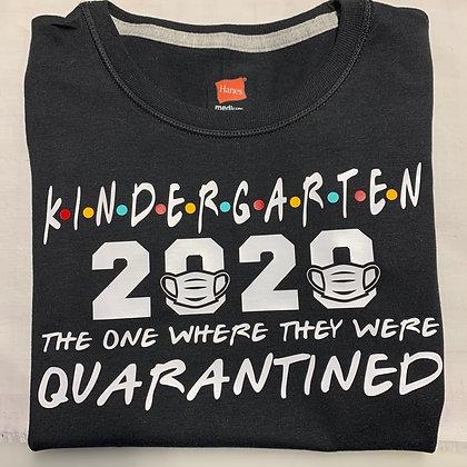 Kindergarten 2020 (Quarantined)