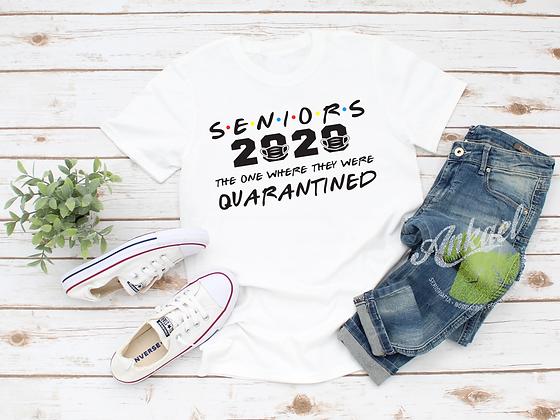 SENIORS Quarantined 2020