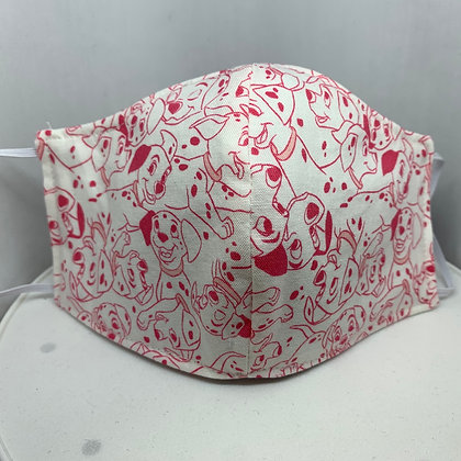 Pink Dalmatian