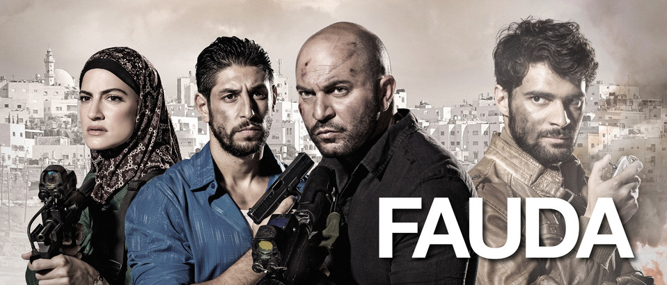 TV Series - Fauda (Netflix) / Seasons 2&3