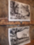 06 A. Aubrey Bodine Collectable Notecard