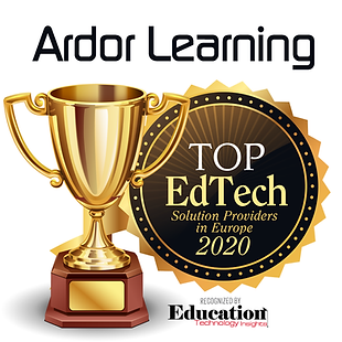 Ardor Learning Award Logo.png