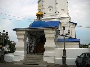 Свято Одигитриевский собор.