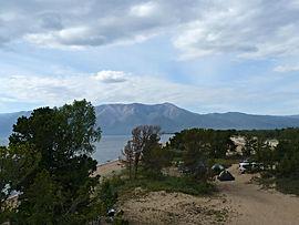 Чивыркуйский перешеек и полуостров Святой нос.