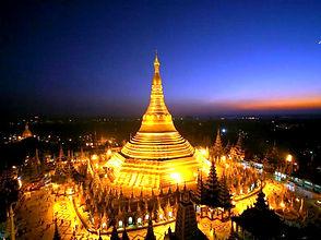 Пагода Шведагон.