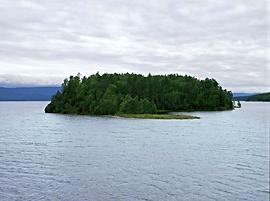 Остров Святой Елены.