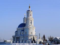 Тельминская церковь.