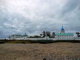 Посольский Спасо-Преображенский монастырь.