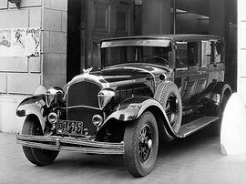 Крайлер империал седан, 1928 год.