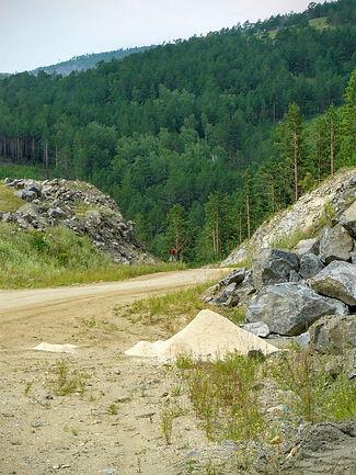 Дорога в Бугульдейку.
