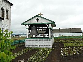 Колокольня Троицкого собора.