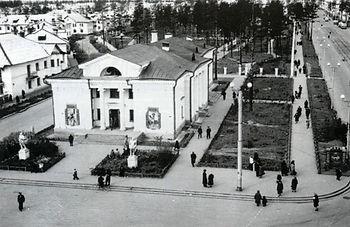 Ангарск кинотеатр победа