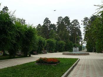 Ангарск парк строителей
