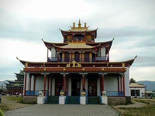 Иволгинский дацан. Центр традиционной буддисткой Сангхи России.