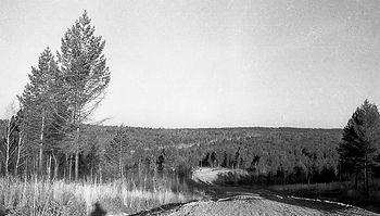 Байкальский тракт фото 1957 года