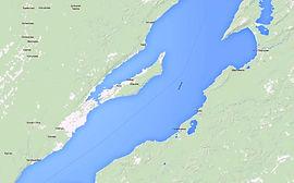 Ольхон на карте.