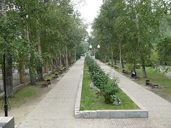 ангарск парк нефтехимиков