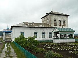 Троицкий собор Селенгинского монастыря.
