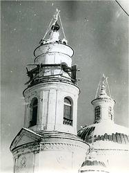 Тельминская церковь в 30-е годы.
