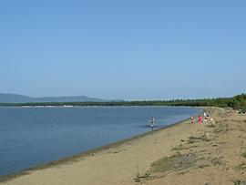 Большое Бармашёвое озеро.