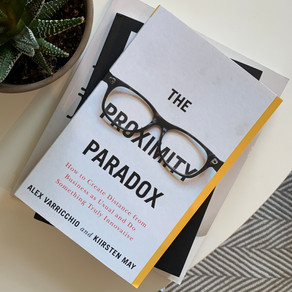 Q&A: Alex Varricchio On Writing the Proximity Paradox