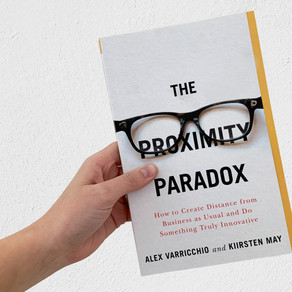 Q&A: Kiirsten May On Writing The Proximity Paradox