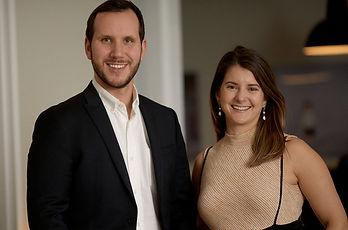 Alex Virricchio and Kiirsten May