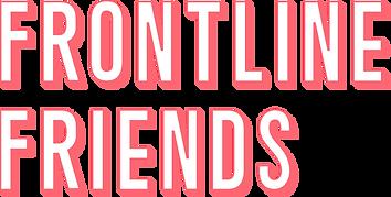 Frontline Friends Logo