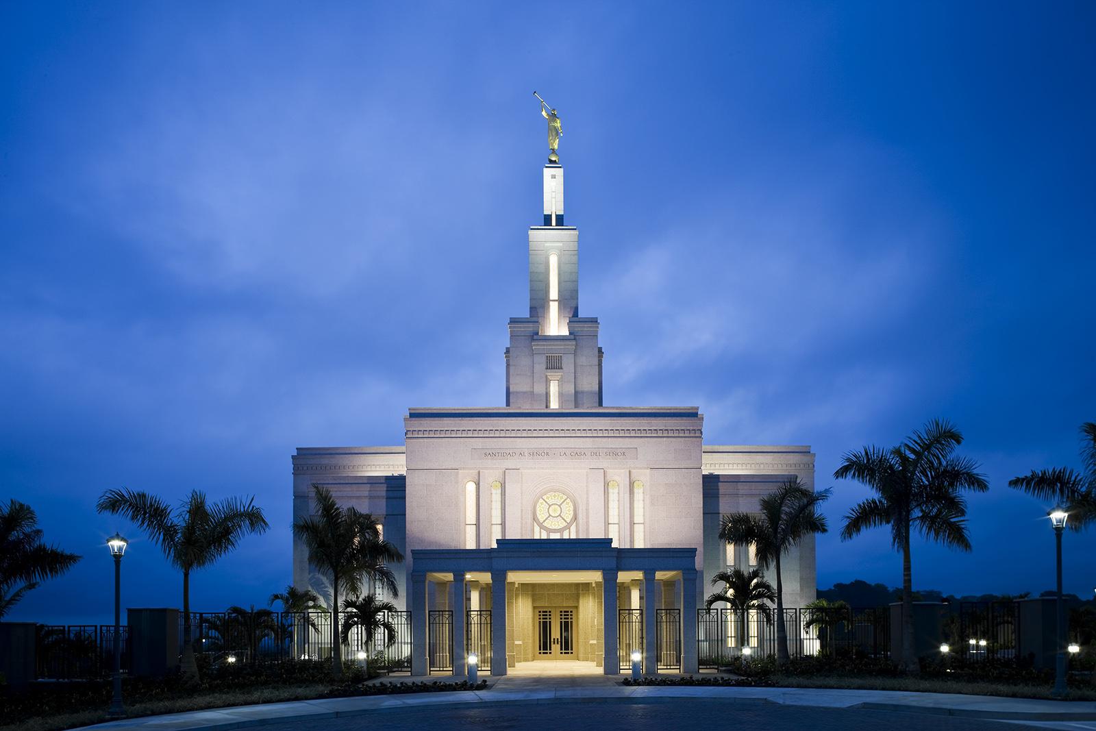 Panama City Panama LDS Temple