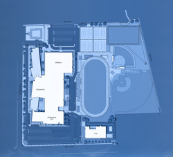 lehi HS site plan color