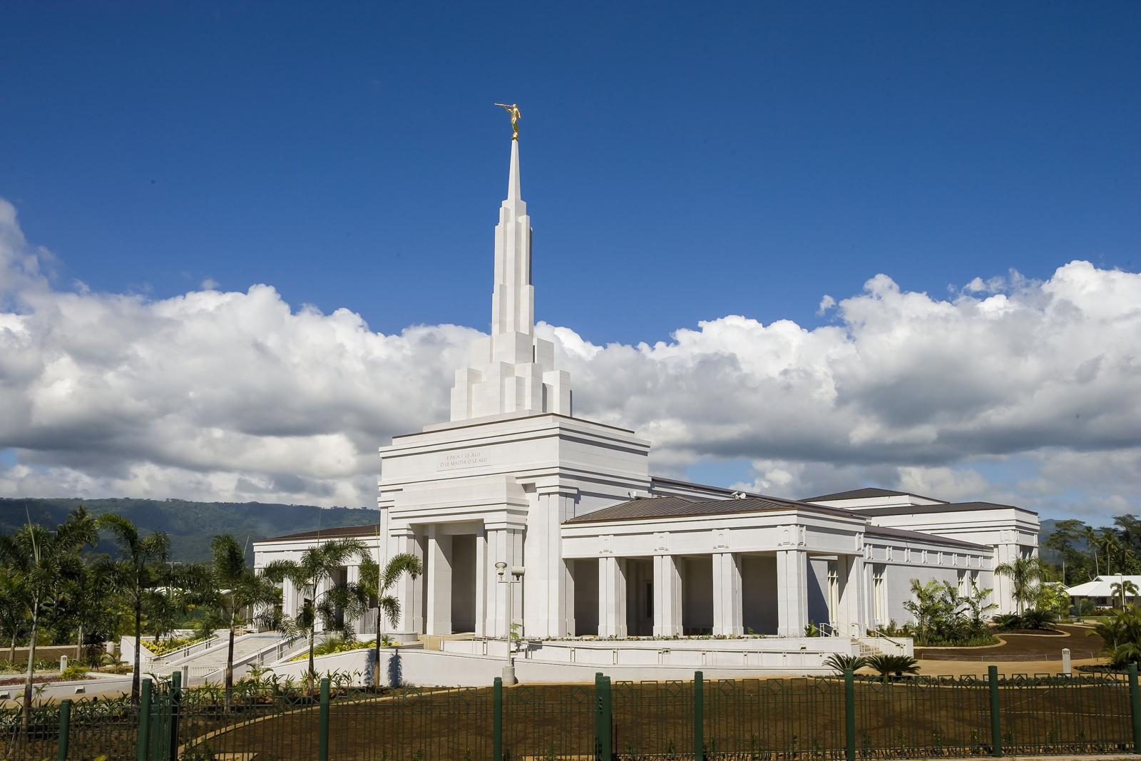 Apia Samoa LDS Temple