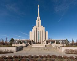 Oquirrh Mountain Utah LDS Temple