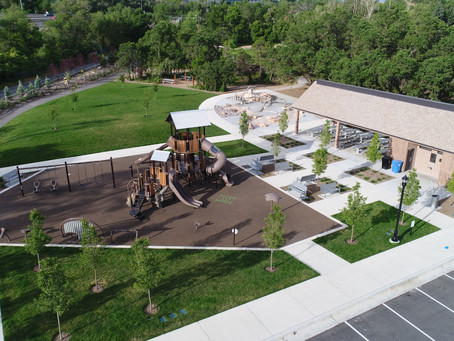 Congratulations Holladay City on another award for Knudsen Park