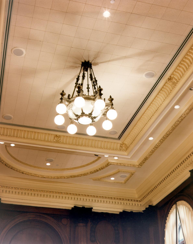 Historic Light Fixture