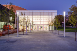 Viewmont High - West Entry and Plaza 001